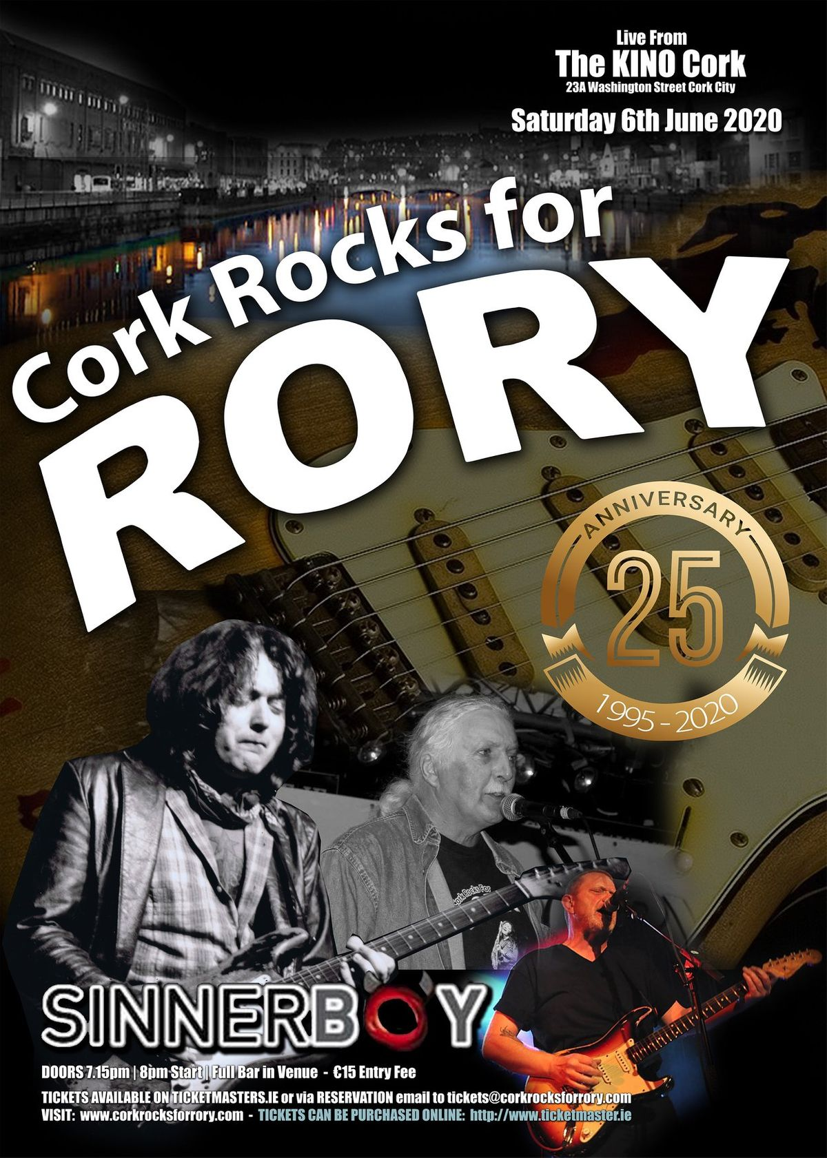 Tribute in Irland/Cork am 6.6.20
